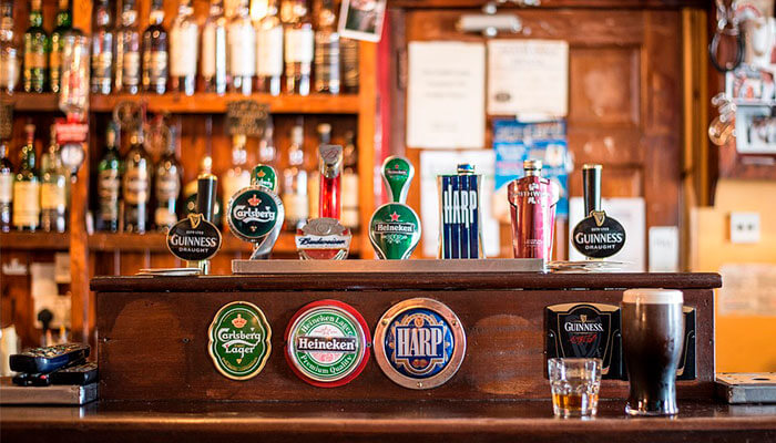 Irish Pub Barcelona